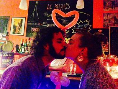 Le Marais bar Lisbon Santa Catarina kissssssssssssss 2