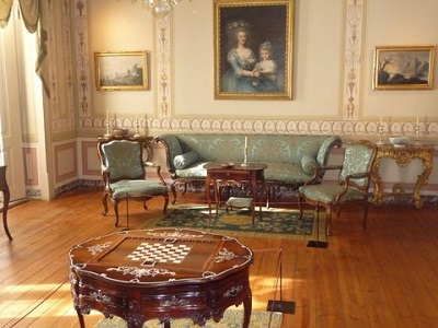 Museum of Decorative Art Fress Lisbon King Jose Room 2