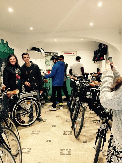Bike a Wish store Lisbon Mouraria 10 2