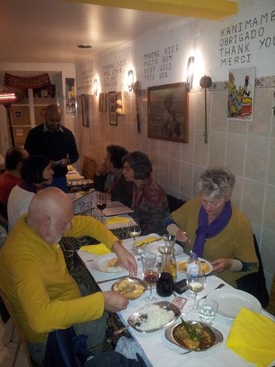 Cantinho do Aziz restaurant Mouraria Lisbon Feb 15 ns en Loek
