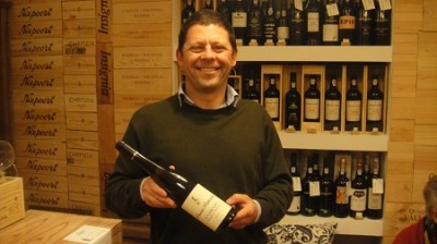 Wine tasting Francisco wine shop Bairro Alto one of his favorites Feb 15 1