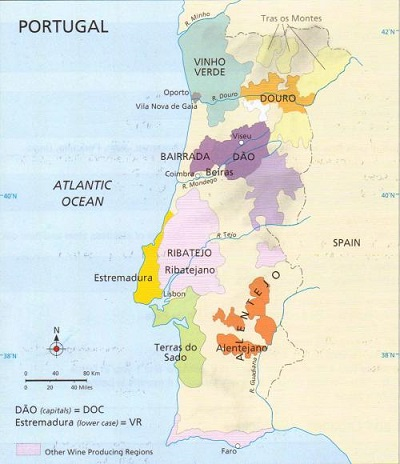 Portugal wine regions 4