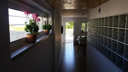 Lisbon district SUN HOUSE guesthouse door to the garden