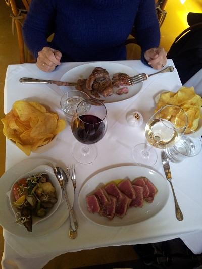 Restaurant Casa de Pasto Lisbon Cais do Sodre 2