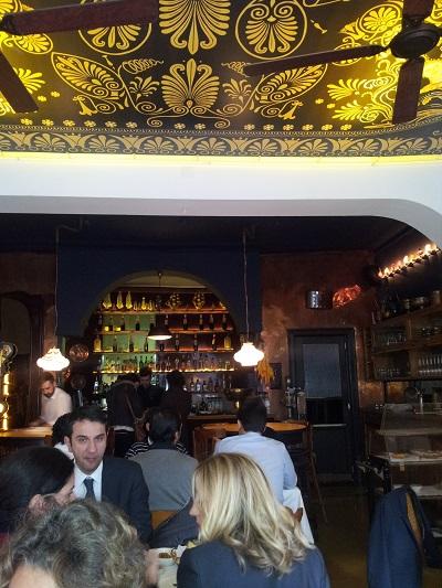 Restaurant Casa de Pasto Lisbon Cais do Sodre vintage decoration 2