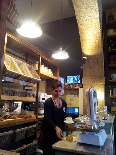 Bakery Fabrica Lisboa Lisbon Rua da Madalena croissants