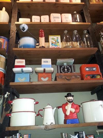 Fabrica cafe Lisboa Rua da Madalena penis tradional ceramics