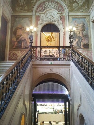 Lisbon Palacio Chiado wonderful restored April 2016 2
