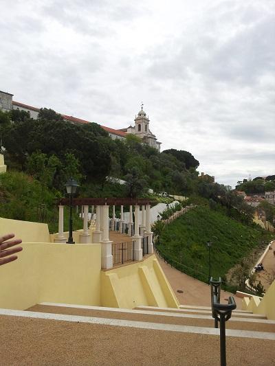 Mouraria Graca Park beautiful city views 8