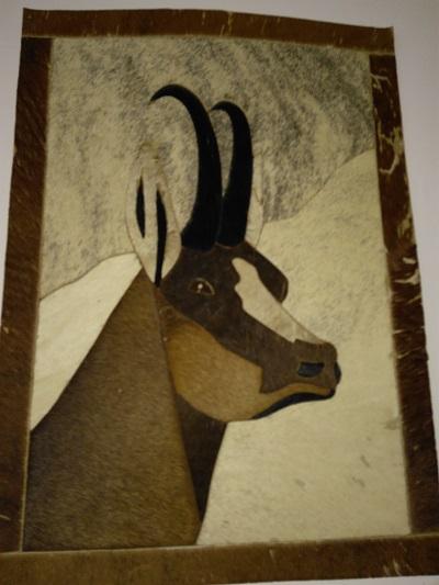 Restaurant Cantinho da Fabi Mouraria Lisbon giant sable antelope